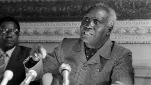 Zambia's first President, Kenneth Kaunda passes on