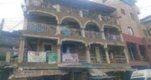 Again 3 storey building collapses in Lagos, kills 5 year-old boy
