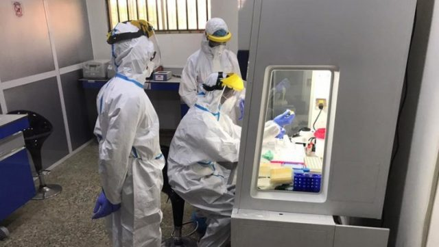 Covid-19 cases on the rise again in Nigeria with 146 new cases
