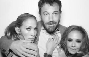 Jennifer Lopez & Ben Affleck Go Instagram Official