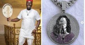 Obi Cubana immortalises late mum with $100,000 diamond pendant