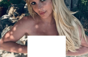 Britney Spears Snaps Back! Goes Topl3ss
