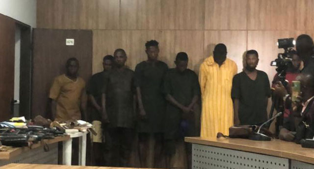 Court Orders DSS To Produce Detained Igboho's Aides