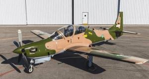 Insurgency: Six Super Tucano Aircraft Leaves US For Nigeria