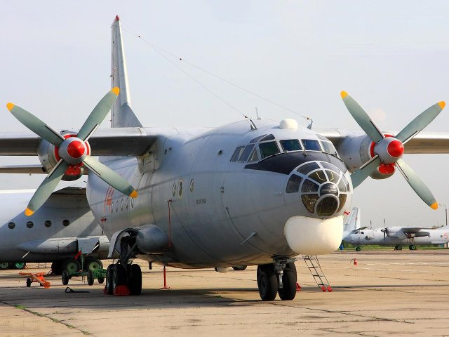 Russian Antonov AN-26 plane with 29 on board is missing