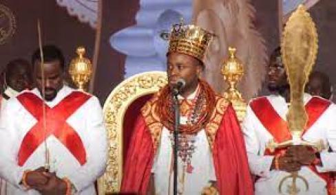 21st Olu of Warri, Ogiame Atuwatse III,