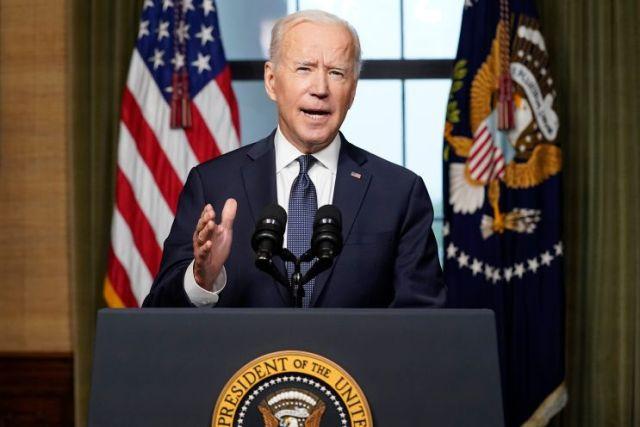 Biden sending 1,000 more US troops to Afghanistan amid Taliban turmoil