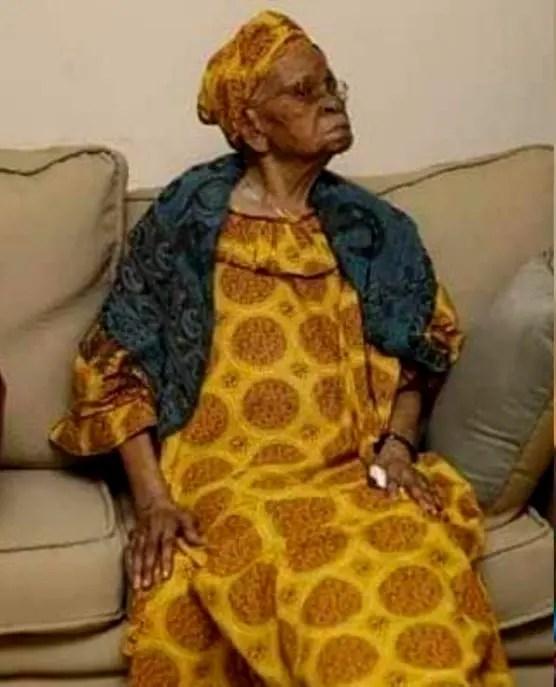 Michael Okpara's wife, Lady Adanma is dead