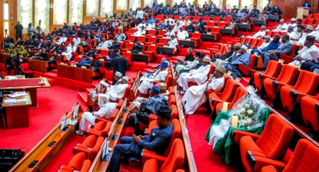 Senate denies proposing creation of 20 new states