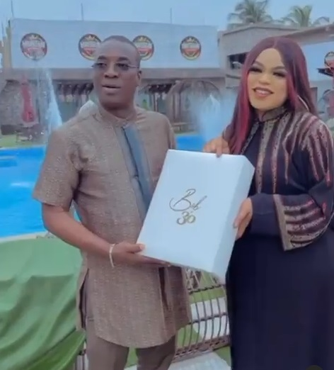 Wasiu Ayinde fully supports Bobrisky, to be at the bandstand for him as he turns 30