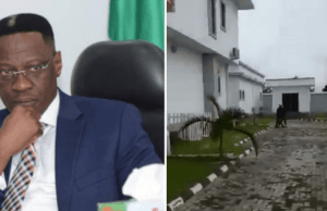 AMCON takes possession of ex- Governor Ahmed's mansion