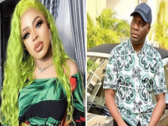 ''This thing never happened'' - Bobrisky finally speaks on dating Mompha