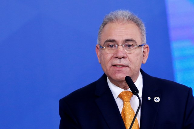 Brazil's health minister tests positive for COVID-19 at UN General Assembly