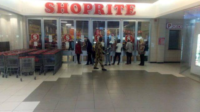 Ondo State Government seals Shoprite, popular market