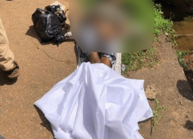 Suspected 'Yahoo Boys' dump lady's corpse beside church in Ondo