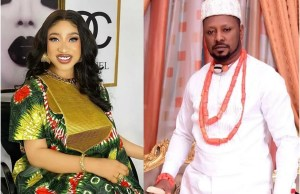 Tonto Dikeh's ex-boyfriend, Prince Kpokpogri drags DSS, actress to court