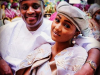 Zahra Buhari and husband, Ahmed Indimi profess love for one another on instagram