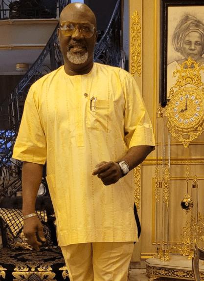 Senator Dino Melaye on weight loss