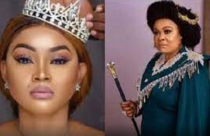 You are the reason I became an actress, Mercy Aigbe tells Sola Sobowale