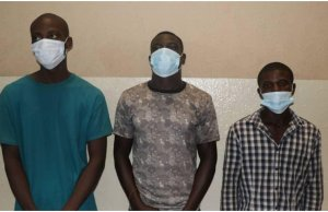 3 arrested in connection to the murder of a popular Abuja Chef, Emeka Eluagu
