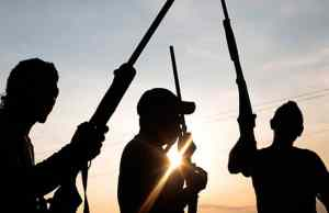 About 50 gunmen invade Civil Service Commision, cart away riffle, other valuables