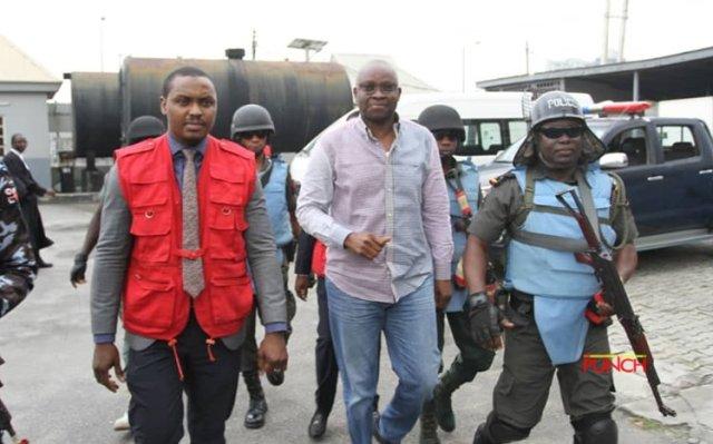 Alleged 6.9bn fraud: Court adjourns Fayose's trial