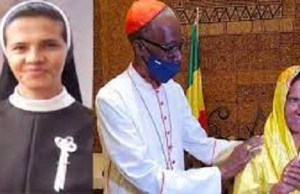Colombian nun kidnapped, Mali jihadists, freed four years after