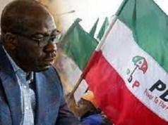 Edo PDP suspends Governor Obaseki, Shaibu's loyalists