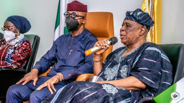Ex-Governor Osoba also underoges successful surgery in UK, Abiodun openly congratulates him
