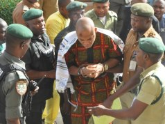 FG files 7-count amended terrorism charge against Nnamdi Kanu