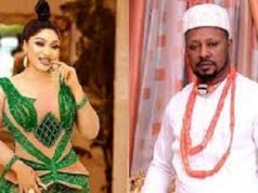 He needs to return my Hilux, Diamonds and money i borrowed him before he can have his Lexus back - Tonto Dikeh speaks after Kpokpori's arrest