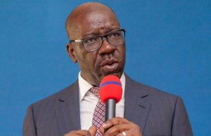 I can't leave those who gave me umbrella in my storm - Obaseki reacts to defection rumour
