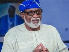 Men have failed in ruling Nigeria, Akeredolu urges women to take up leadership