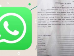 Police file criminal charges against man for calling married woman 'babe' on WhatsApp