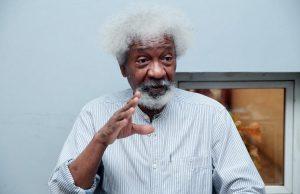 Professor Wole Soyinka not dead