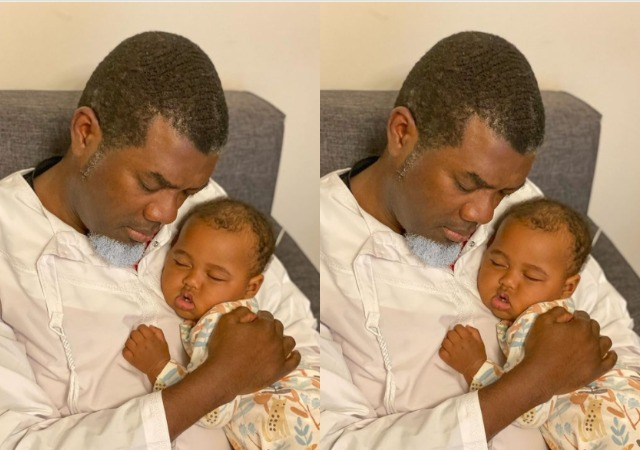 Reno Omokri talks about how powerful and important a girl child is