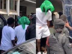 Ghanaian singer, Shatta Wale, 3 others granted bail