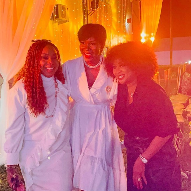 Photos from Stephanie Linus surprise birthday party
