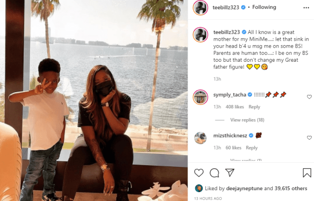 Teebillz lends support to Tiwa Savage over s*x tape