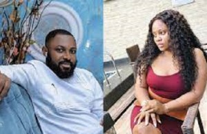 My husband brought a girl to our house on several occassions - Tega speaks again