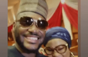 Star struck! Tuface says as he meets Sola Sobowale
