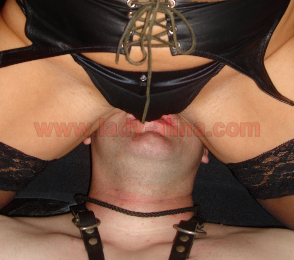 BDSM Massage im by Domina Lady Alina - Bizarr Massage