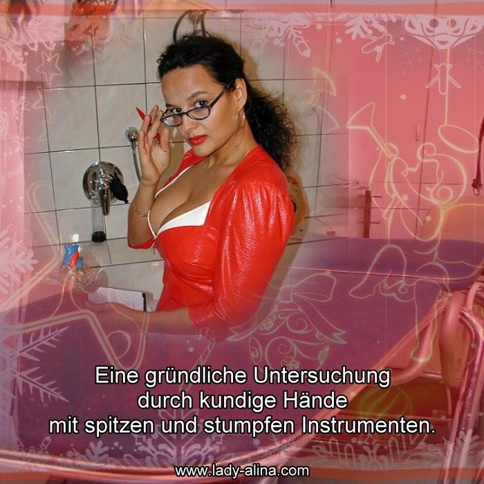 Adventskalender von Lady Alina heute ist der 20. Dezember