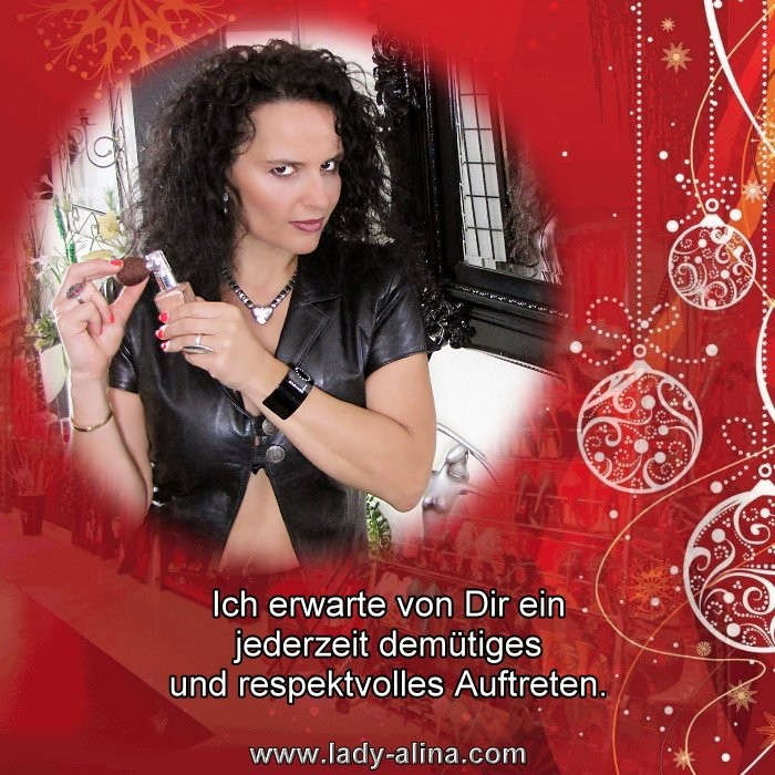 Adventskalender von Lady Alina heute ist der 13. Dezember