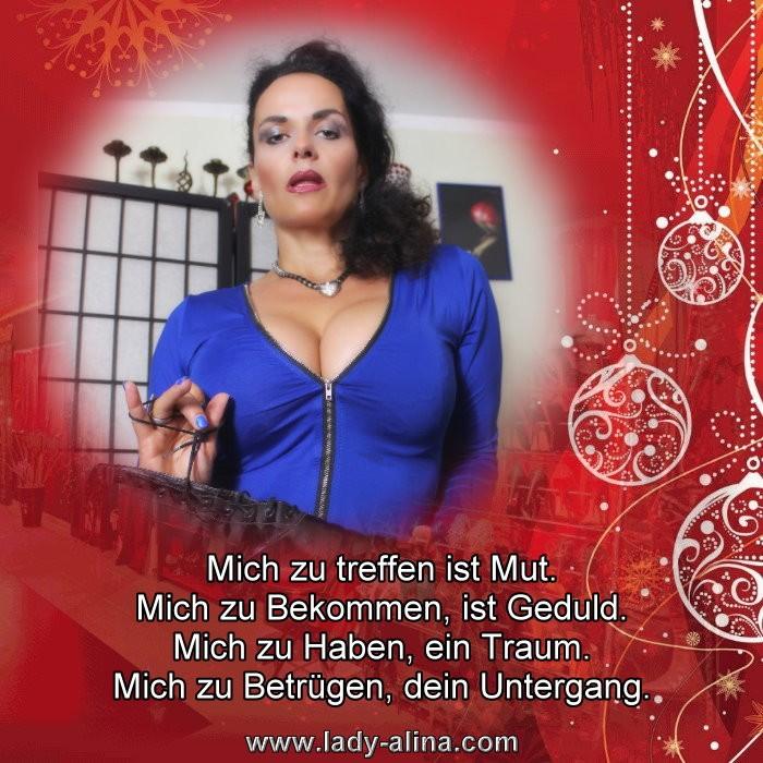 Adventskalender von Lady Alina heute ist der 3. Dezember