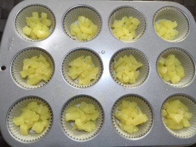 Cupcakes cocco e ananas- Foto 5