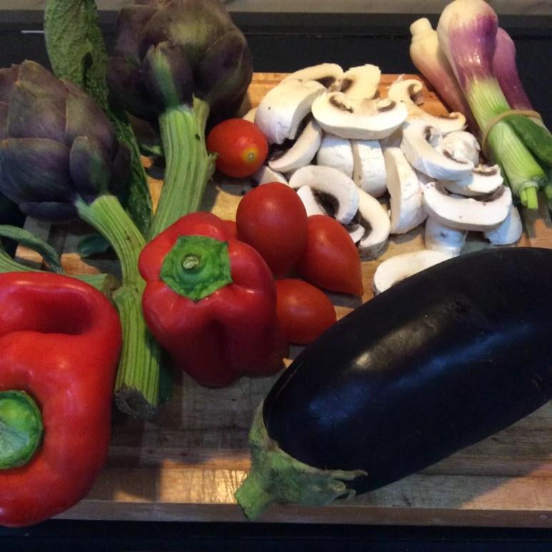 Verdure saporite al forno - Foto 1