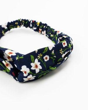 headband bleu
