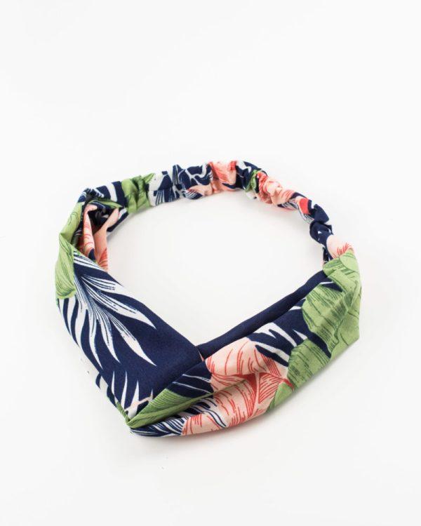 headband cheveux femme jungle