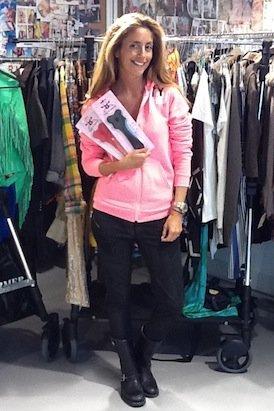 Danie Bles sterren styliste Lady's Secret inlegzolen
